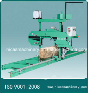 Hcd62 Diesel Horizontal Large Band Saw for Sale Used Wood Cutting Band Saw pictures & photos
