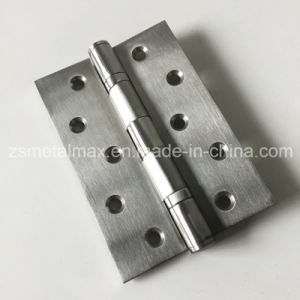 Stainless Steel 5 Inch 2 Ball Bearing Door Hinge (105035) pictures & photos