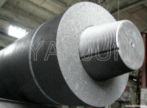 Dia300mm Graphite Electrode with Nipple pictures & photos