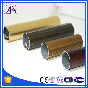 6063-T5 Powder Coating Extruded Aluminum/Aluminium Profile pictures & photos