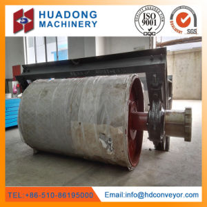 Ore Mining Conveyor Bend Pulleys Supplier/ Conveyor Tail Pulley pictures & photos