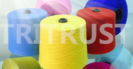 100% Spun Polyester Yarn for Sewing Thread (21S/2) pictures & photos