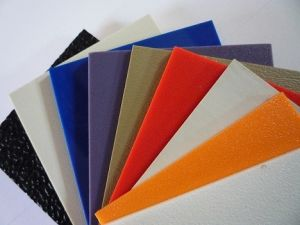 Smooth and Texture Surface ABS Plastic Sheet for Thermforming Car Accessories