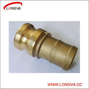 Brass Camlock Quick Coupling Type E pictures & photos
