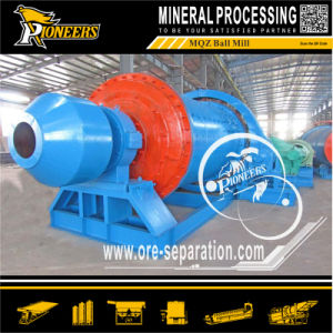 Wet Rock Stone Ore Processing Mining Ball Grinding Mill Machine
