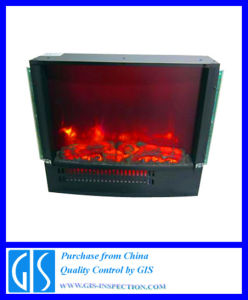 Pre-Shipment Inspection for Fireplace in China pictures & photos