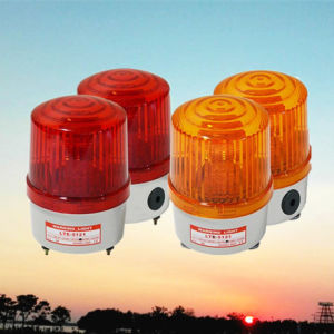 Flashing Red LED Light in Car with Magnet Bottom 90 dB (Ltd-5121J) pictures & photos