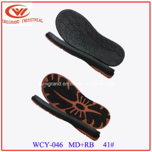 2016 Fashion Rb/EVA Sandals Sole for Men and Women Shoe Making pictures & photos