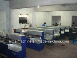 Perfect Binding Machine with One Clamp (JBB-50C) pictures & photos