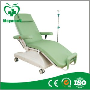 My-O007b Hospital Furniture Electric Dialysis Chair pictures & photos