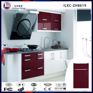 Zhihua Modular Kitchen Cabinet pictures & photos