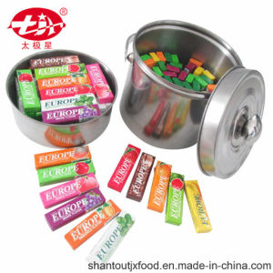 Stainless Steel Container Double Layer Lunch Box Chewing Gum pictures & photos