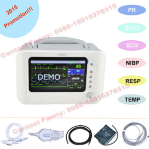 2015 Promotion! ! 7-Inch 6-Parameter Patient Monitor (RPM-9000F) -Fanny pictures & photos