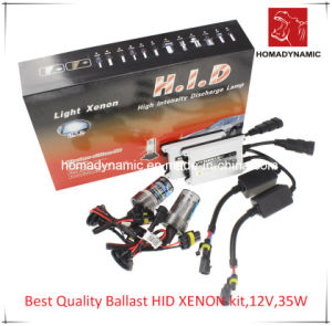 12V 35W Slim Ballast HID Xenon Kit with 2 Years Warranty, Quality HID Kit pictures & photos