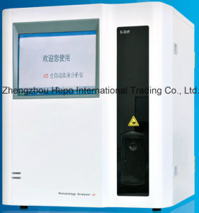 Full Automatic 5-Diff Hematology Analyzer of A5 pictures & photos