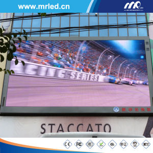 Mrled P31.25mm Digital Advertising Outdoor Installation LED Curtain Series pictures & photos