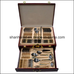 Stainless Steel Tableware Set Bh pictures & photos