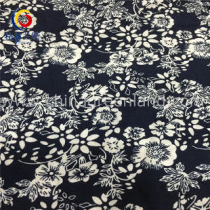 100%Cotton Blue and White Porcelain Printed Fabric for Garment (GLLML173) pictures & photos