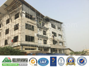 2015 High Rise Steel Construction Office Building in Nigeria pictures & photos