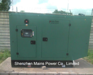 55kVA 44kw Standby Rate Silent Type Cummins Diesel Generator pictures & photos