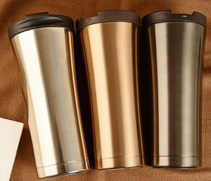 450ml Stainless Steel Vacuum Mug Thermos pictures & photos