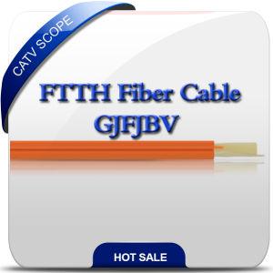 FTTH Drop Cable Gjfjbv pictures & photos
