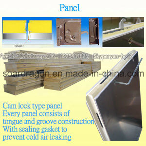 Fish Cold Room for Restaurant with Polyurethane Panel pictures & photos