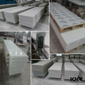 Kkr Veining Pattern Artificial Stone Acrylic Solid Surface (M1711113) pictures & photos