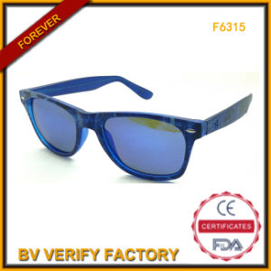 Unsex Sunglasses Fashionable Style with Cp Material (F6315) pictures & photos