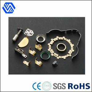 Custom Metal Parts Fabrication Precision Metal Stamping pictures & photos