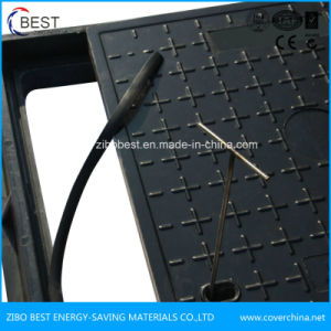 En124 Best Popular Round FRP Manhole Drain Covers pictures & photos