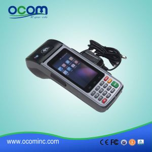 P8000 Mobile Android POS Terminal Machine with Printer pictures & photos