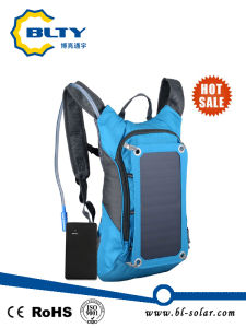 Solar Power Panel Charger Backpack Solar Camel Bag for Camping pictures & photos