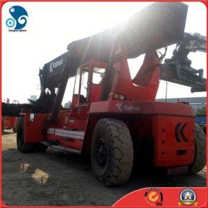 Kalmar 45 Ton Container Reach Stacker, Handling Mobile Crane pictures & photos
