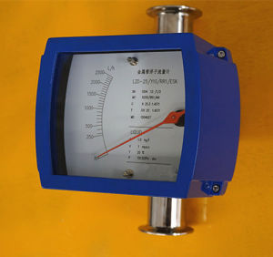 Thread Connection Rotary Flow Meter, Intelligent Metal Tube Floater Flowmeter pictures & photos