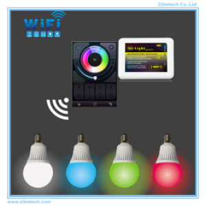 Magic LED Ball Bulb Pixel Light WiFi Dimmable Home Lighting