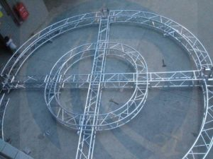 2015 Hot Sales Circle Truss with Roof pictures & photos