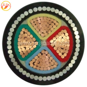 Copper Conductor Power Cable With PVC Sheath pictures & photos