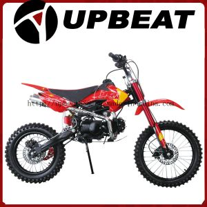 Upbeat Motorcycle 125cc Dirt Bike 125cc Pit Bike Big Wheel 17/14 pictures & photos
