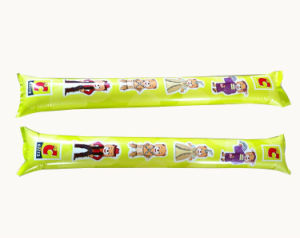 Promotion Customizd PE Plastic Inflatable Cheering Stick pictures & photos
