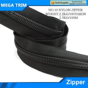 8# Nylon Zipper Long Chain pictures & photos