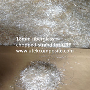18mm Length Fiberglass Chopped Strand Fiberglass for GRP pictures & photos