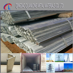 Cheap Price Mild Structural Galvanized Steel Angle pictures & photos