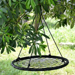Carries Tree Round Metal Swing Web Swing Children Playground Swing pictures & photos