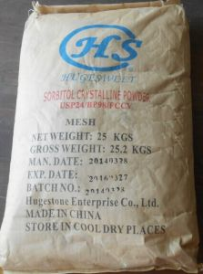 High Quality Food Grade Sweetener Sorbitol (C6H14O6) (CAS: 50-70-4) pictures & photos