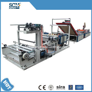 Fully Automatic Poly Mail Bag Machine pictures & photos