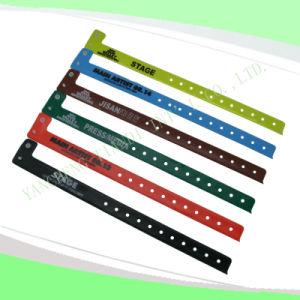 Hospital Vinyle ID Bracelets (6070-2) pictures & photos