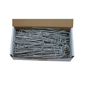 11 Guage Garden Pegs Synthetic Grass Staples pictures & photos