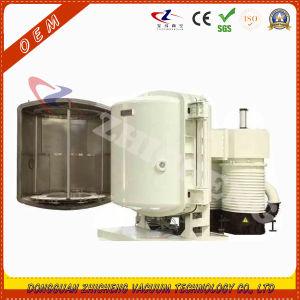 Aluminium Vacuum Metallizing Coating Machine for Plastic pictures & photos