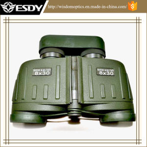 Hotsale Tactical Military 8X30 Compass and Rangefinder Waterproof Binoculars Telescope pictures & photos